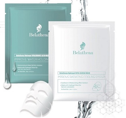 BELATHENA Hidrogel Mask
