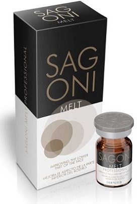 SAGONI MELT VIAL x 3ml